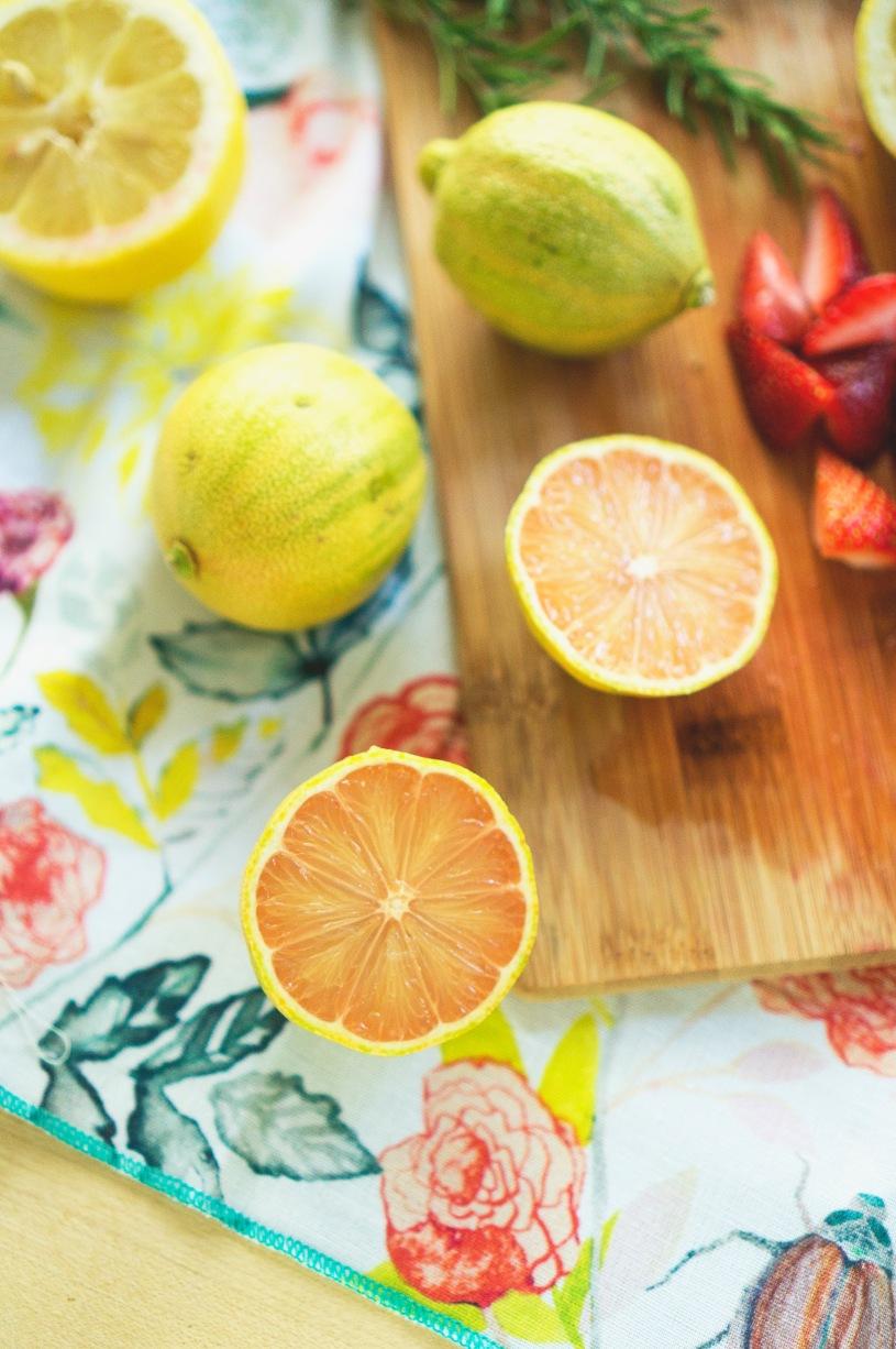 stawberry lemonade prep ii