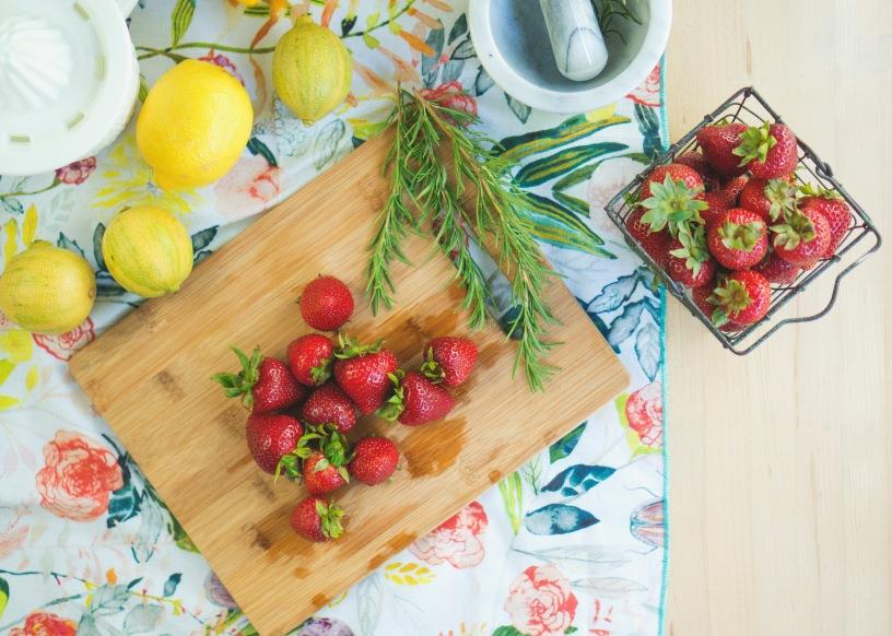 strawberry lemonade prep iii